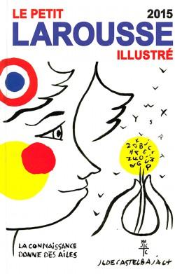 Dictionnaire Larousse édition 2015 (parution 2014)