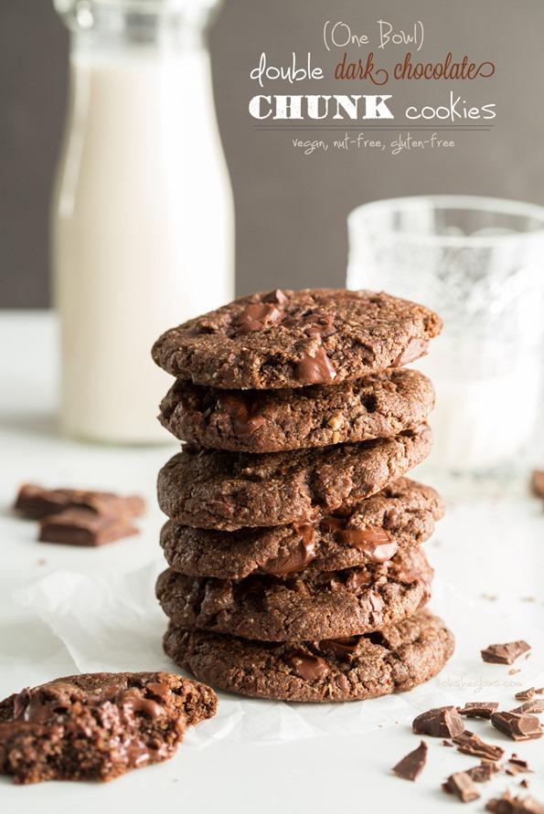 Oh She Glows - Cookies au chocolat (Anglais)